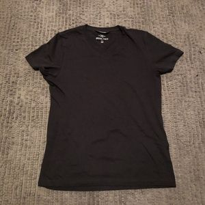 H&M Black V-Neck
